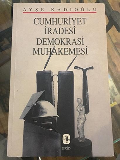 CUMHURİYET İRADESİ DEMOKRASİ MUHAKEMESİ