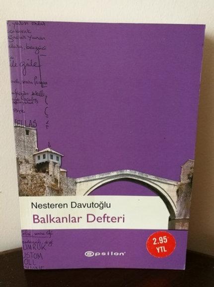 Balkanlar Defteri