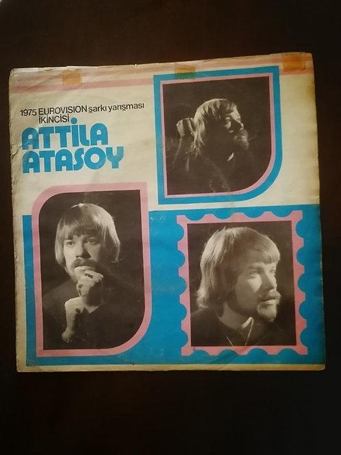 Attila Atasoy dilenci - istiyorum 1975 EUROVISION ŞARKI(SADECE KAPAK)