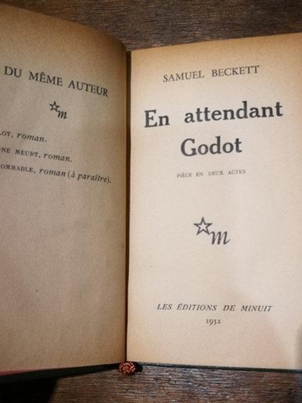 En attendant godot (Godot'yu Beklerken)