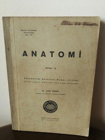 Anatomi: Kitap 2