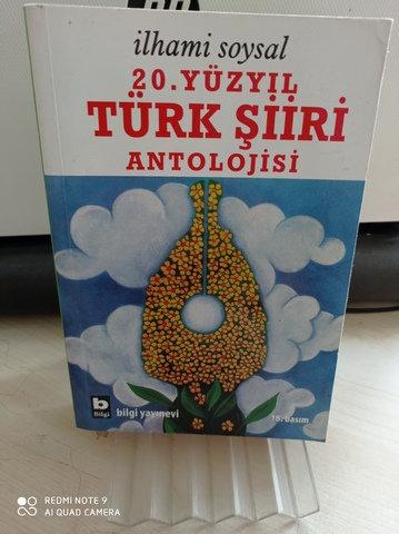 20. Yüzyıl Türk Şiiri Antolojisi