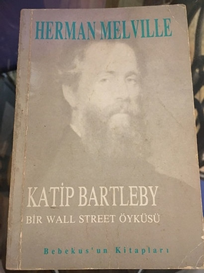 Katip Bartleby Bir Wall Street Öyküsü
