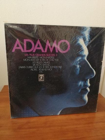 Adamo Les Plus Grands Succes 3