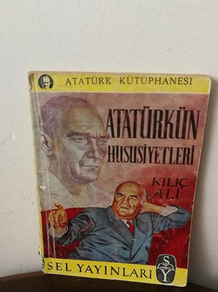 Atatürkün Hususiyetleri