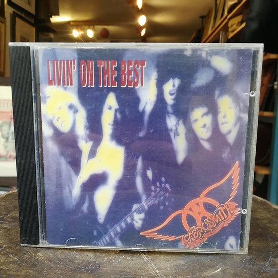 Aerosmith Livin' on the best CD