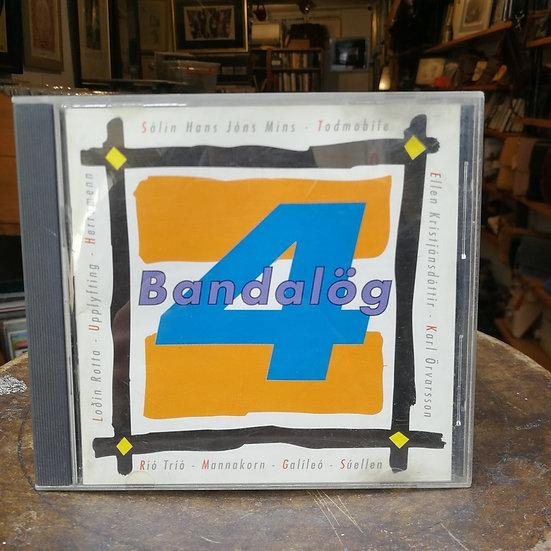 Bandalög CD