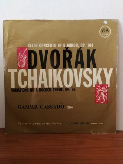Dvorak-Tchaikovsky
