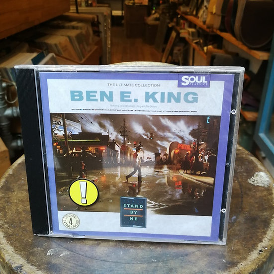 Ben E. King The Ultimate Collection CD