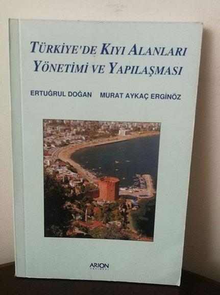 Türkiye'de kıyı alanları yönetimi ve yapılaşması