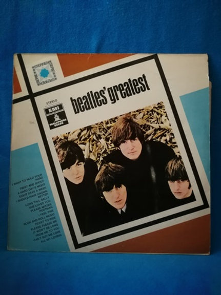 The Beatles- Beatles Greatest
