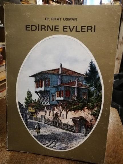Edirne evleri