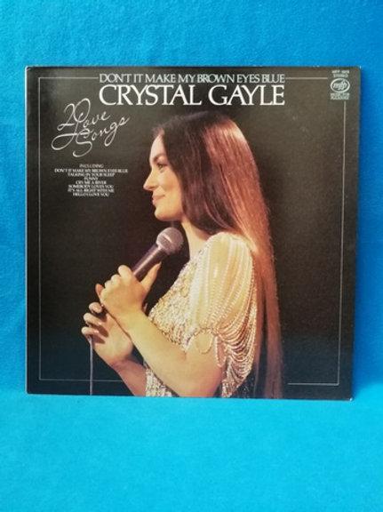 Crystal Gayle- Don't It Make My Brown Eyes Blue