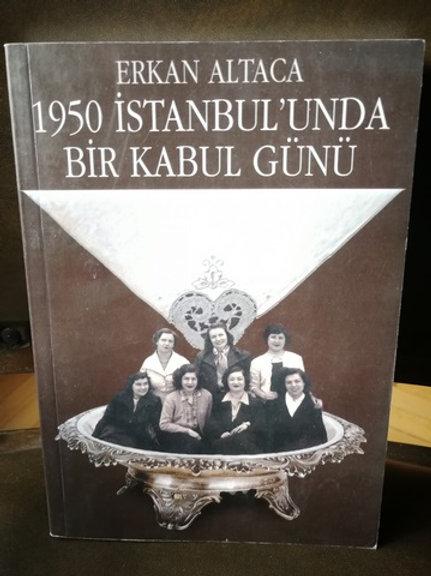 1950 İstanbul'unda bir kabul günü