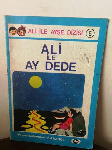 Ali ile Ayşe dizisi-6: Ali ile Ay Dede
