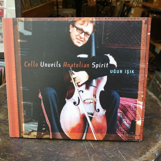 Cello Unveils Anatolian Spirit Uğur Işık CD (2 cd)