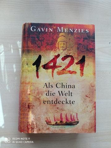 1421 Als China die Welt entdeckte