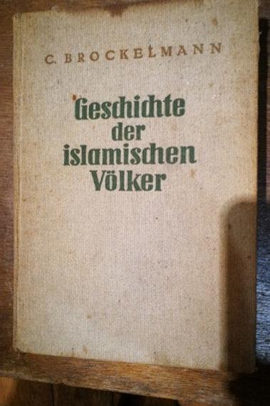 Geschichte der islamischen Völker und Staaten