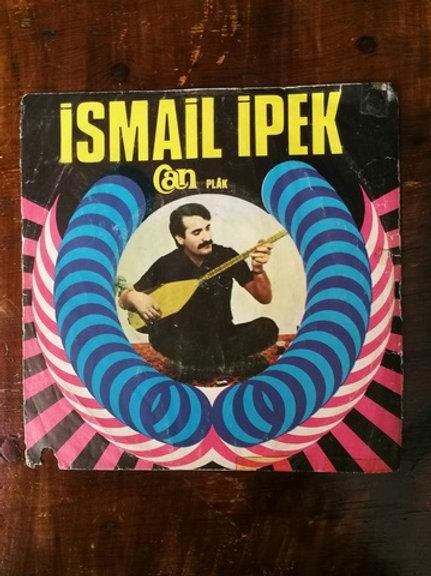 İsmail İpek / 45'lik Ortak PLAK KAPAĞI