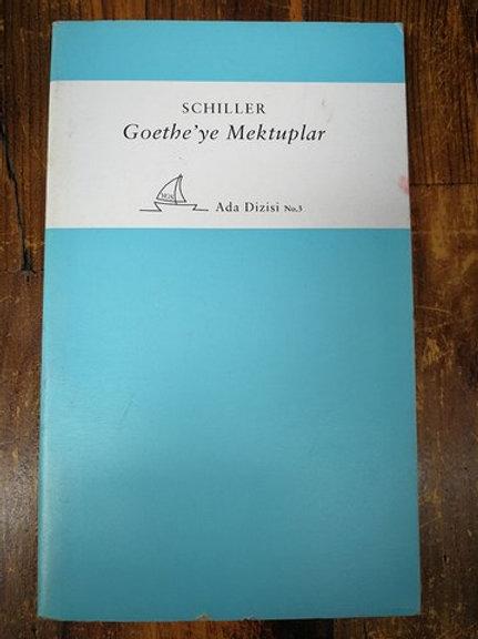 Goethe'ye Mektuplar
