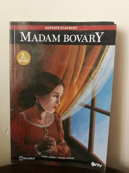 Madam Bovary: Çizgi Roman Dünya Klasikleri