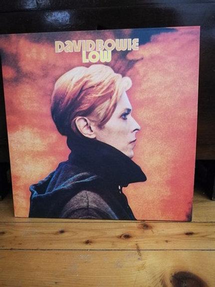 David Bowie Low  Plak Tıpkı Basım LP