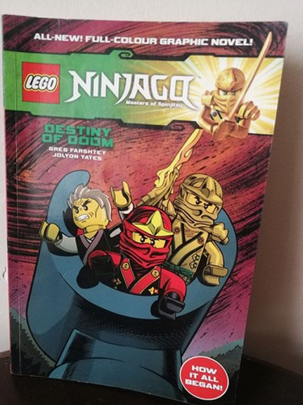 Lego Ninjago Masters of Spinjitzu : Destiny of Doom