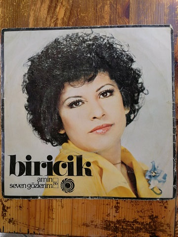 Biricijk / Amin - Seni seven Gözlerim