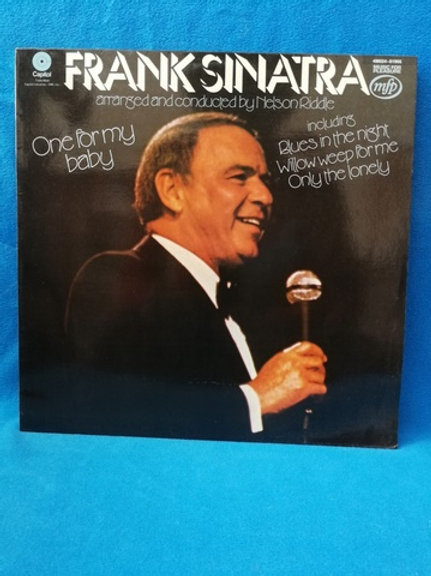Frank Sinatra - One for my Baby
