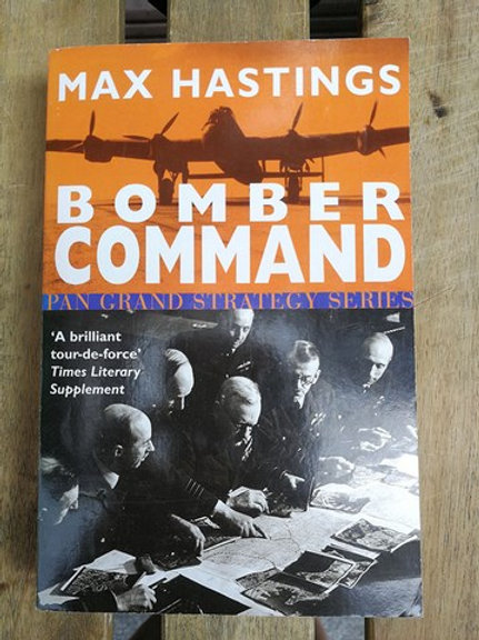 Bomber Command: Pan Grand Strategy series