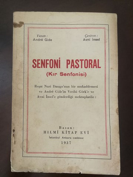 Senfoni pastoral (Kır Senfonisi)