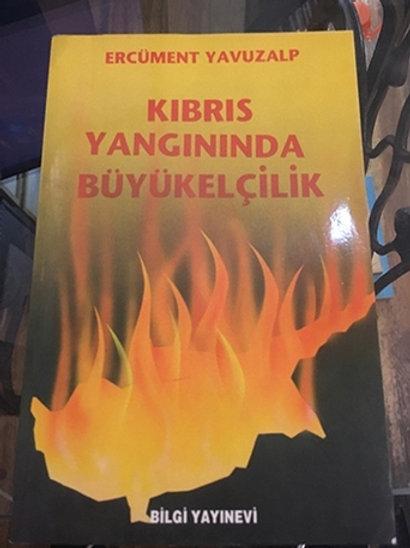 Kıbrıs Yangınında Büyükelçilik