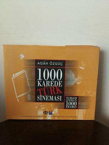 1000 karede Türk Sineması: Turkish Cinema in 1000 Flames