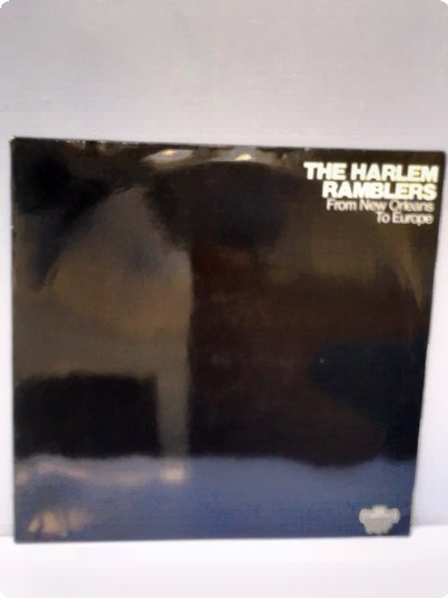 The Harlem Ramblers- From New Orleans to Europe- Plak-LP