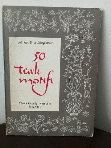 50 Türk Motifi