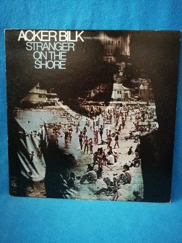 Acker Bilk Stranger On The Shore LP Plak