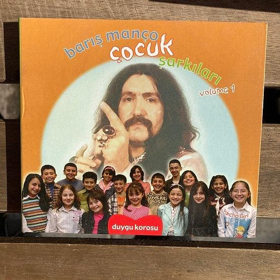 Barış Manço Çocuk Şarkıları volume 1 CD