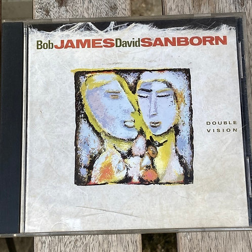 Bob James , David Sanborn- Double Vision CD