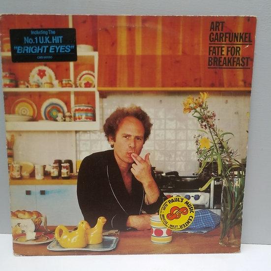 Art Garfunkel ?– Fate For Breakfast LP Plak