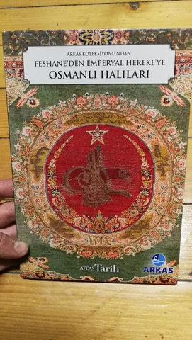 Arkas Koleksiyonu'ndan Feshane'den emperyal hereke'ye Osmanlı halıları