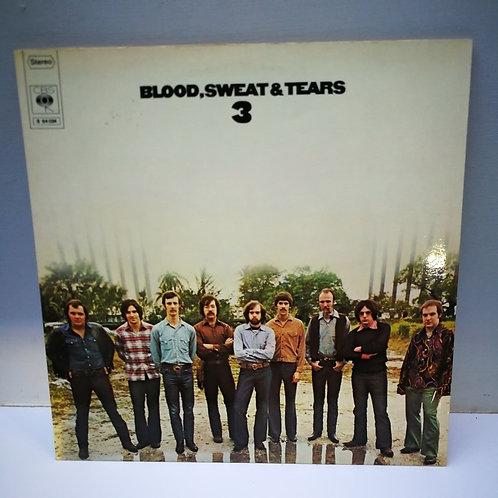 Blood, Sweat and Tears 3 - Plak-LP