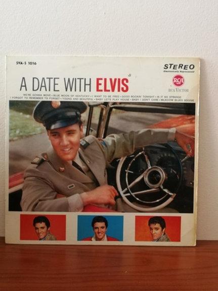 Elvis Presley- A Date With Elvis