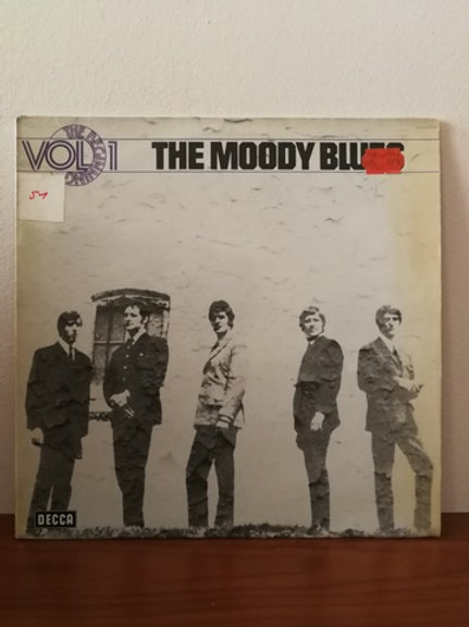 The Moody Blues The Beginning Vol.1