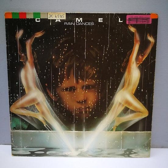Camel Rin Dances LP Plak