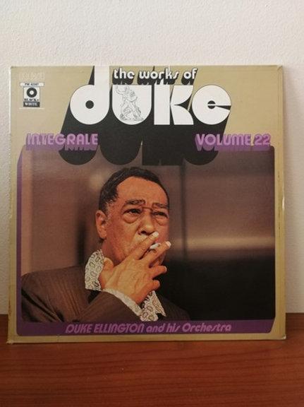 Duke Ellington- The Works of Duke vol.22