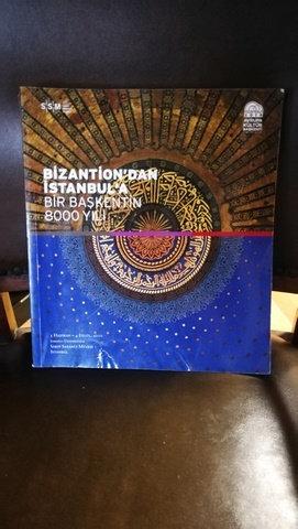 Bizantion'dan İstanbul'a Bir Başkentin 8000 Yılı