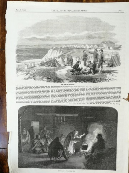 The Camp at Slobodzie
