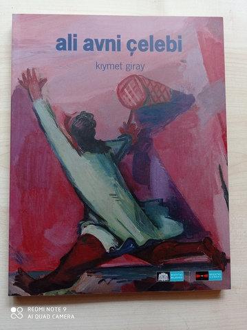 Ali Avni Çelebi. [Sergi kataloğu]. 13 Ocak - 31 Mart 2008 Beşiktaş Çağdaş