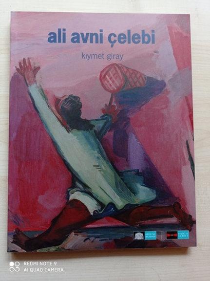 Ali Avni Çelebi. [Sergi kataloğu]. 13 Ocak - 31 Mart 2008, Beşiktaş Çağdaş
