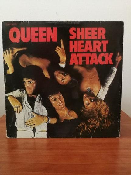 Queen- Sheer Heart Attack